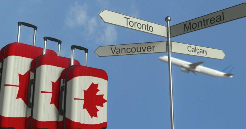 کانادا چه زمان و چگونه باید مرزها را برای ورود مسافران باز کند؟