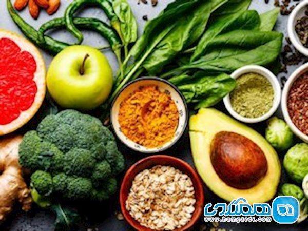 11 ماده غذایی مناسب برای سلامت پوست