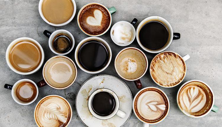 طرز تهیه انواع قهوه سرد و گرم کافی شاپی و بسیار خوشمزه