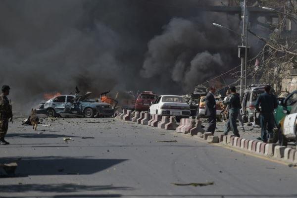 انفجار در ننگرهار افغانستان، 4 نیروی اطلاعاتی کشته و زخمی شدند