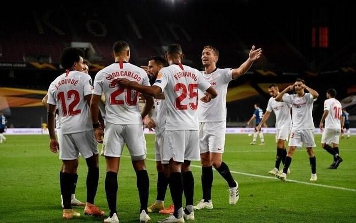 لیگ اروپا، سویا با شکست اینتر ششمین قهرمانی خود را جشن گرفت