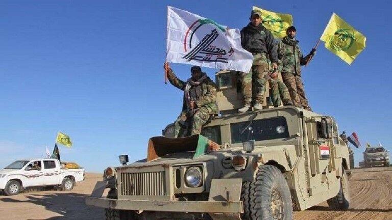 خبرنگاران بیانیه گروه های مقاومت عراق درباره توقف مشروط حملات به آمریکایی ها