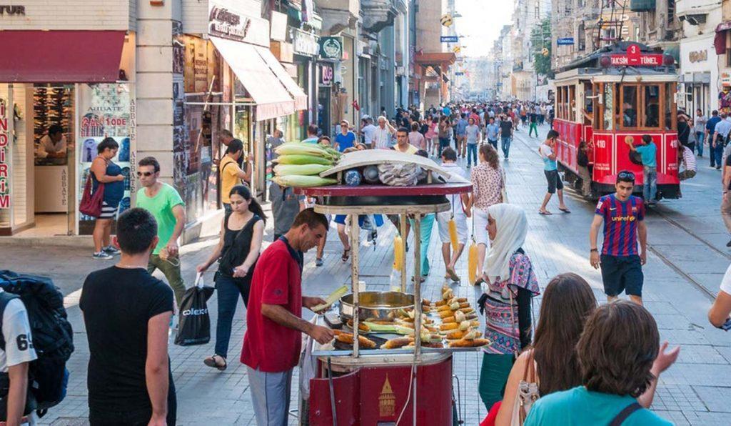 دیدنی ترین خیابان های استانبول را می شناسید؟
