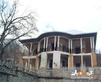 کاخ مظفری اوشان؛بنایی قاجاری در اطراف تهران، عکس