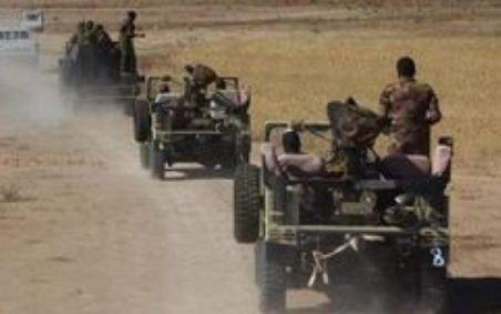 مرحله دوم عملیات حشدالشعبی علیه داعش در غرب عراق آغاز شد