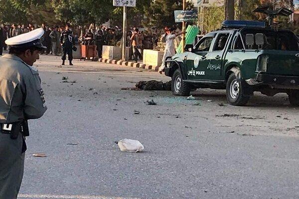 انفجار در ولایت میدان وردک افغانستان