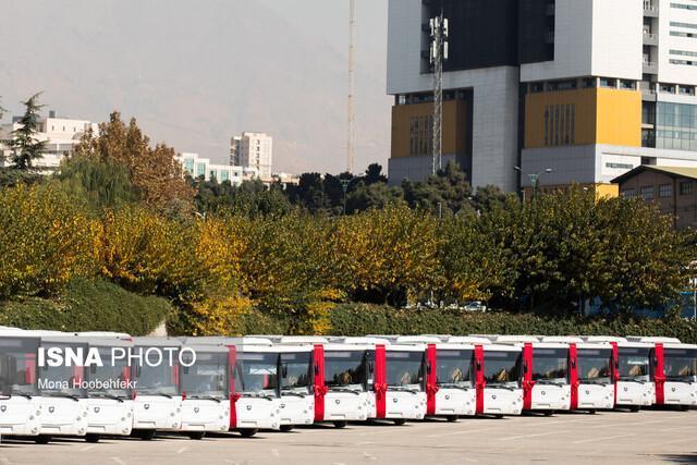 ورود اتوبوس های برقی جدید به تهران، واگذاری خطوط پرمسافر به سرمایه گذاران