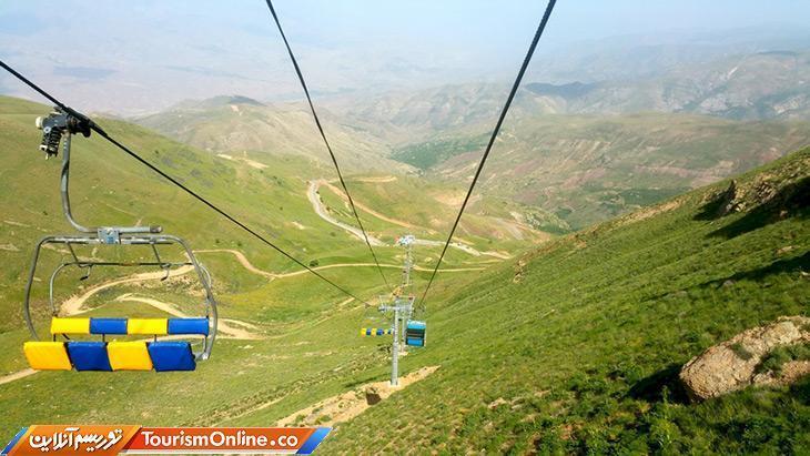 2 طرح گردشگری در قزوین راه اندازی می شود