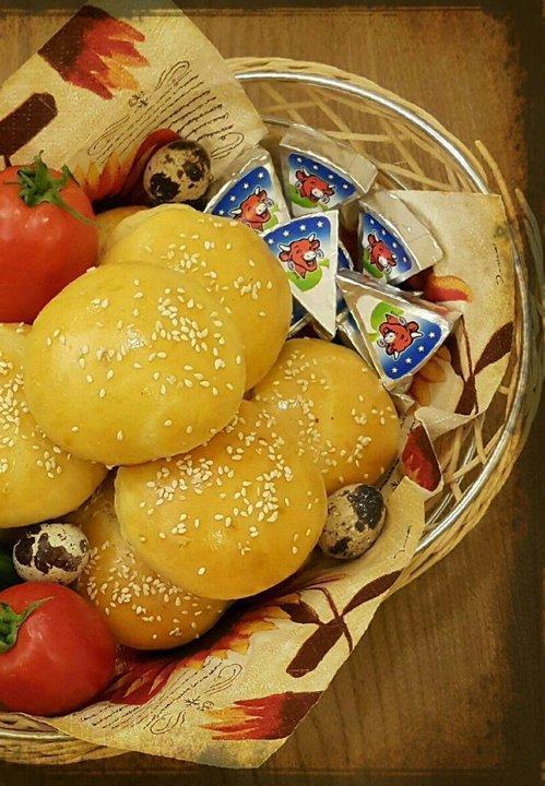 طرز تهیه نان زعفرانی