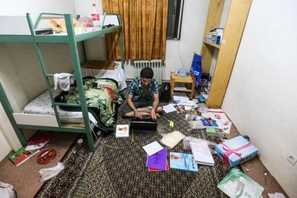 آنالیز خوابگاه های استیجاری علم و صنعت از نظر مواجهه با زلزله