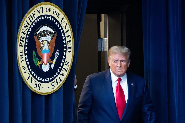 ترامپ: دولت بعدی مال من است!