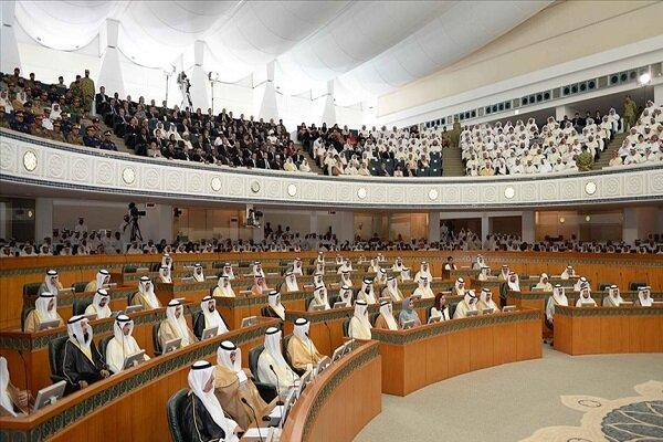 کابینه جدید کویت در برابر امیر این کشور سوگند یاد کرد