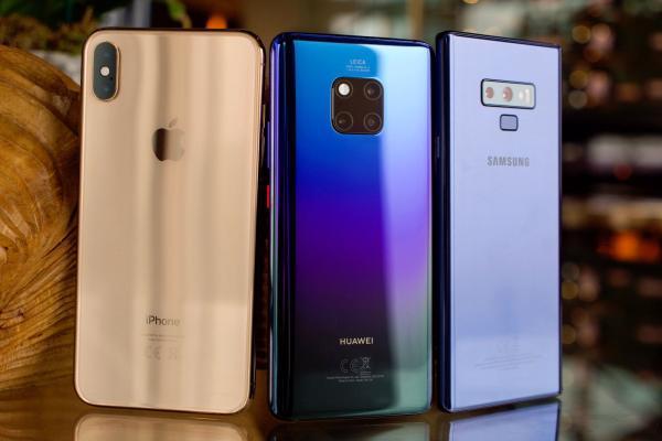 قیمت انواع گوشی موبایل، امروز 22 دی 99