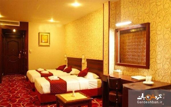 هتل پارمیدا؛هتلی 4ستاره در جزیره کیش با فضای دلنشین، عکس