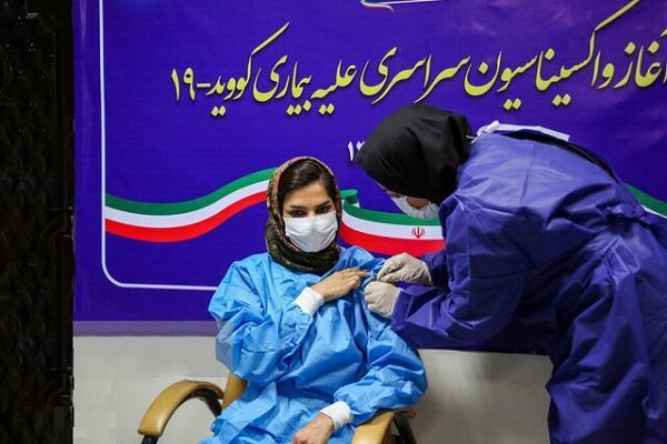 تکذیب بدحال شدن پرستاران بیمارستان امام (ره)ساری پس از تزریق واکسن کرونا