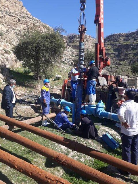 اجرای 11کیلومتر شبکه آب و فاضلاب در سطح کهگیلویه