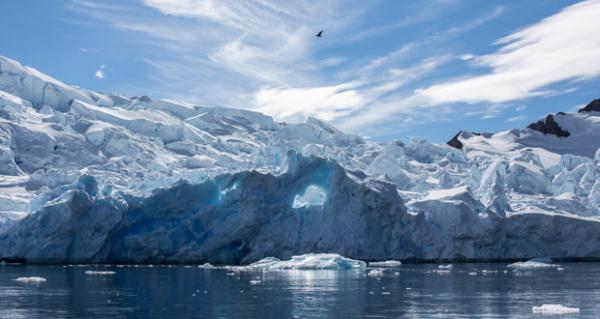 برخورد پادماده با قطب جنوب تأیید شد!