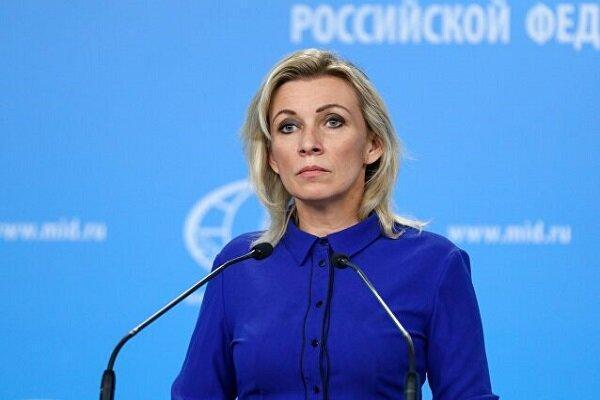 زاخارووا اسرار غیرممکن بودن هرگونه تهاجم به روسیه را فاش کرد