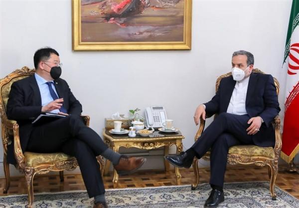 عراقچی: بلوکه کردن منابع اقتصادی ایران موجب از دست رفتن صندلی کره جنوبی نزد ملت ایران شده است