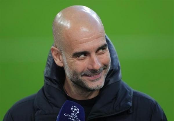 گواردیولا: حالا در جمع نخبگان واقعی فوتبال اروپا هستیم، هرگز درباره چهارگانه قهرمانی حرف نمی زنیم