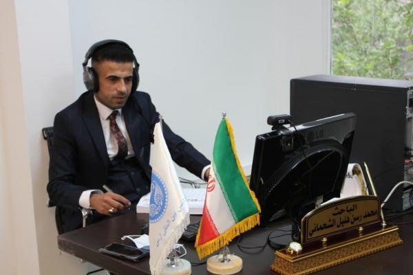 اولین دانشجوی خارجی پردیس بین المللی ارس در مقطع کارشناسی ارشد فارغ التحصیل شد