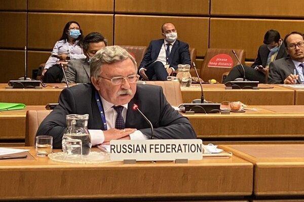 اولیانوف: پیشرفت در مذاکرات وین سخت اما ممکن است