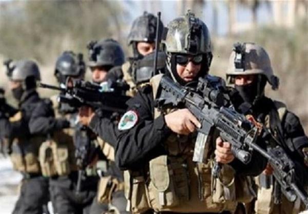 استقرار گسترده نیروهای مبارزه با تروریسم عراق در منطقه الخضراء بغداد