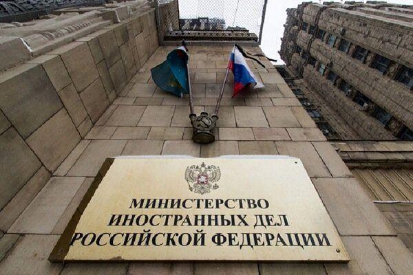 اخراج یک دیپلمات ایتالیایی از سوی روسیه