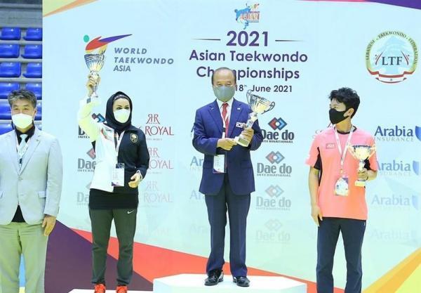 تکواندو قهرمانی آسیا، تاریخ سازی بانوان با کسب عنوان نایب قهرمانی، ضعیف ترین نتیجه تکواندو مردان در 19 سال اخیر