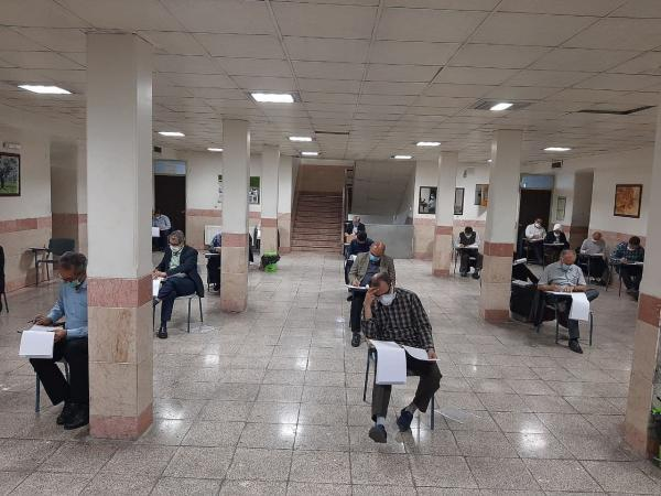 آزمون اولین دوره آموزشی میانجیگری در 15 استان کشور برگزار گردید
