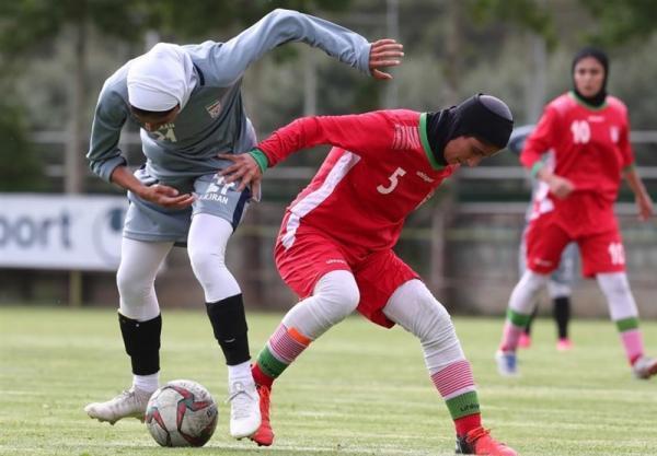 تورنمنت فوتبال جوانان کافا، پیروزی پُرگل بانوان جوان ایران مقابل افغانستان
