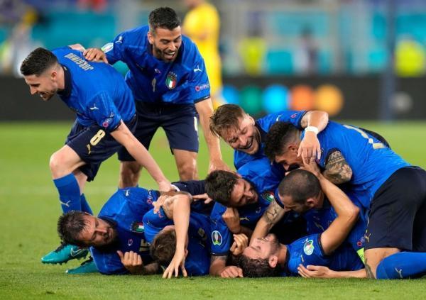 ایتالیا 3 - سوئیس 0؛ آتزوری در قواره یک مدعی