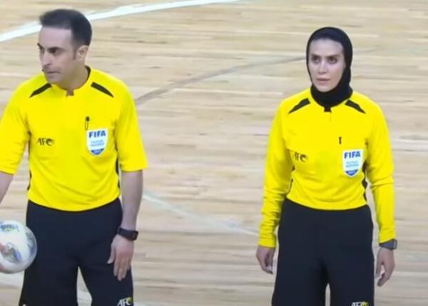 کدام داوران ایران در جام جهانی فوتسال قضاوت می نمایند؟