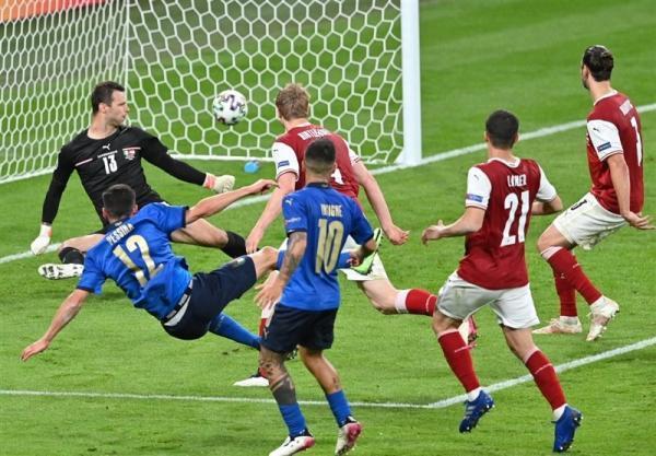 یورو 2020، ترکیب تیم های ملی بلژیک و ایتالیا مشخص شد