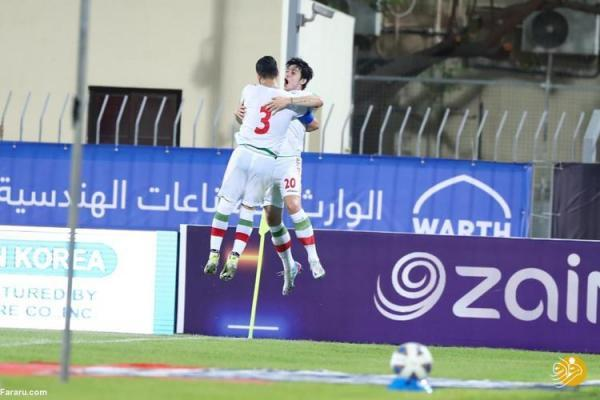 خلاصه بازی ایران 1 ، 0 عراق؛ صعود یوزها به مرحله بعد