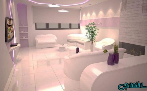 طراحی دکوراسیون مطب پزشکی