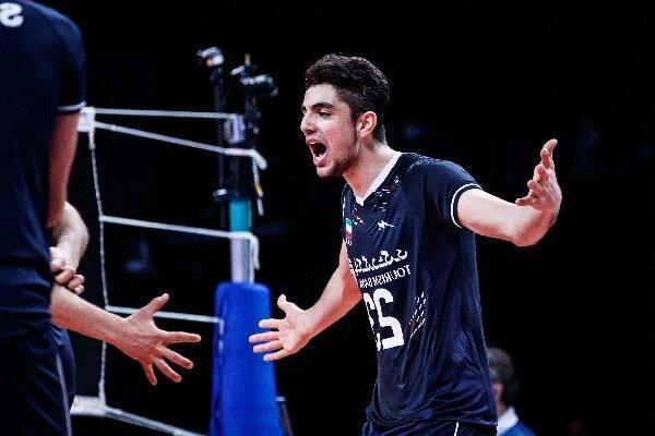 تکلیف بردیا سعادت در تیم ملی والیبال ایران تعیین شد