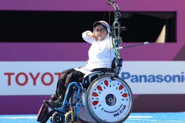 شکست ملی پوش پاراتیروکمان ایران در پارالمپیک توکیو